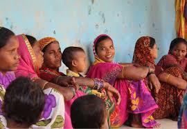 Women of Kosampali